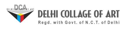 Delhi Collage of Art - Fine Art Institute